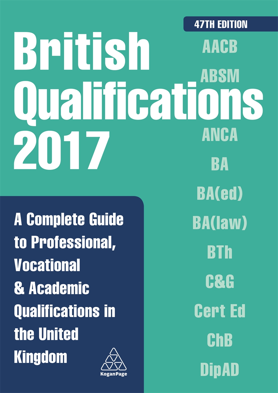 British Qualifications 2017 (9780749479497)