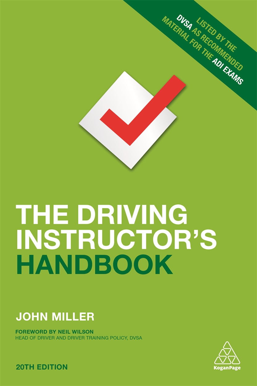 The Driving Instructor's Handbook (9780749480295)