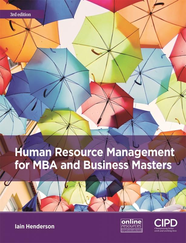 HRM for MBA and Business Masters