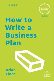How to Write a Business Plan (9780749475697)
