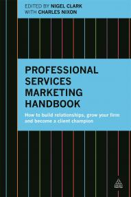 Professional Services Marketing Handbook (9780749473464)