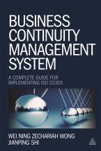 Business Continuity Management System (9780749469115)